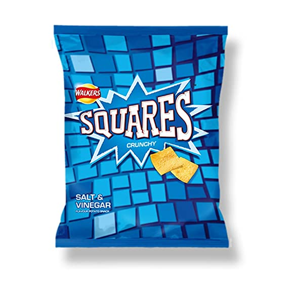 Squares Salt & Vinegar