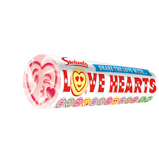 Swizzel Matlow Giant Love Hearts