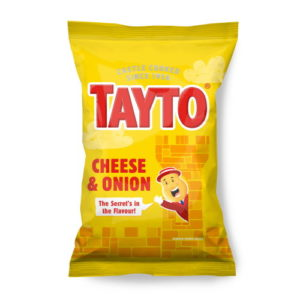 Tayto Cheese and Onion