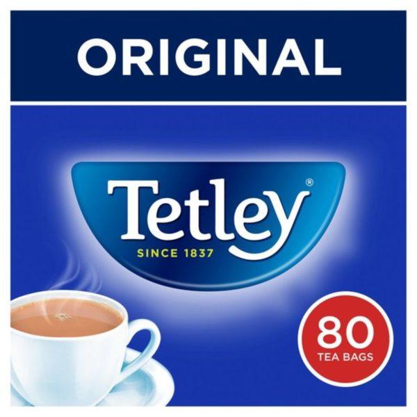 Tetley Tea Bags