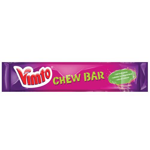 Vimto Chew Bars
