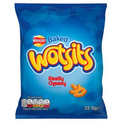 Wotsits Really Cheesy