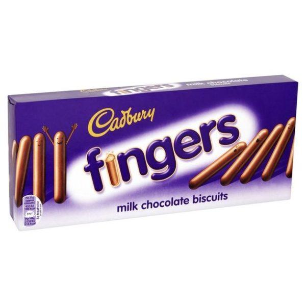 Cadbury Milk Chocolate Fingers